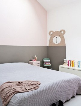 kid-cute-pencil-bear-wall