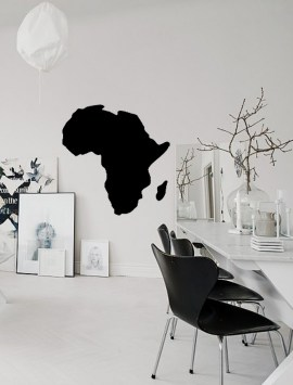 world-map-africa-continent-wall
